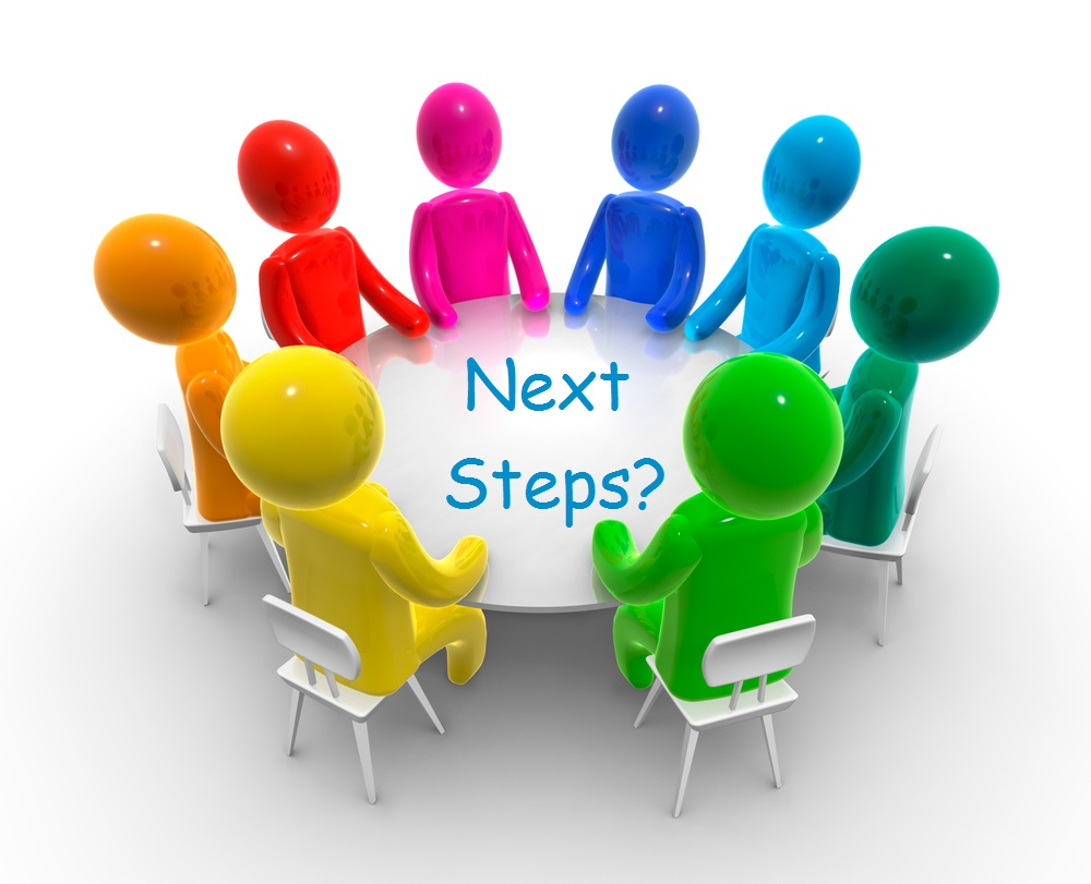 Next Steps – January 29, 2014 | kNOw Truth, kNOw Justice Steps